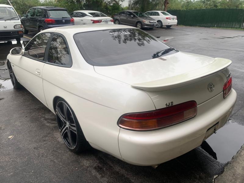 Toyota Soarer 1994 price $13,999
