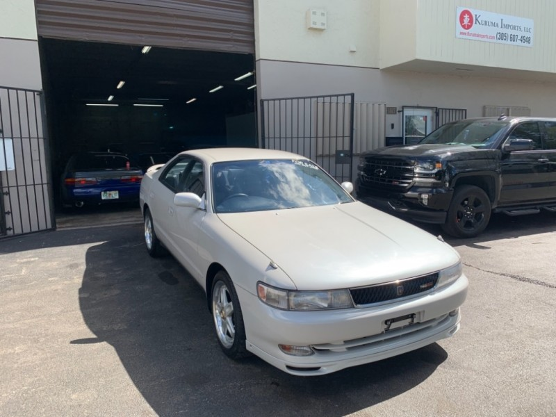 Toyota Chaser 1JZ 1994 price $18,499