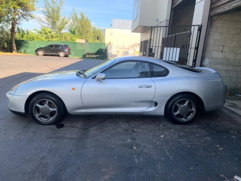 Toyota Supra 1994 price $39,999
