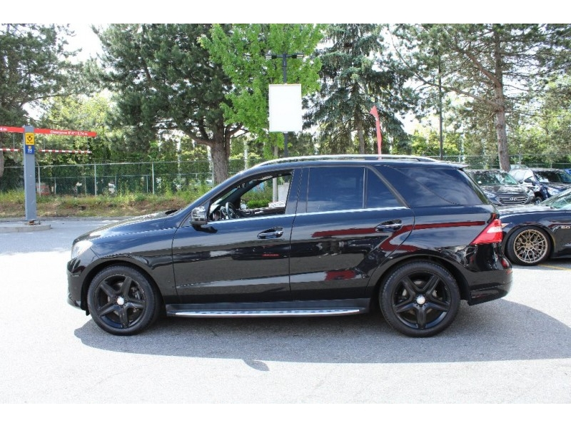 Mercedes-Benz ML350 2015 price $32,889