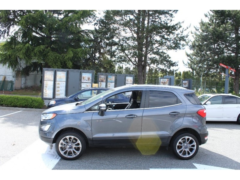 Ford EcoSport 2018 price $28,889