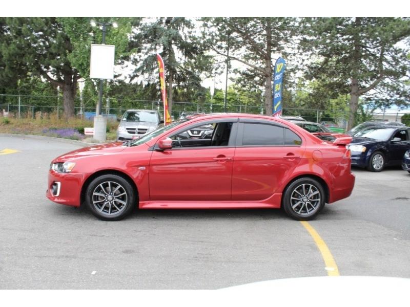 Mitsubishi Lancer 2016 price $12,889