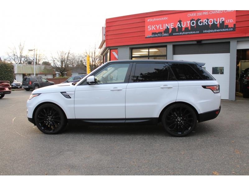Land Rover Range Rover Sport 2016 price $52,889