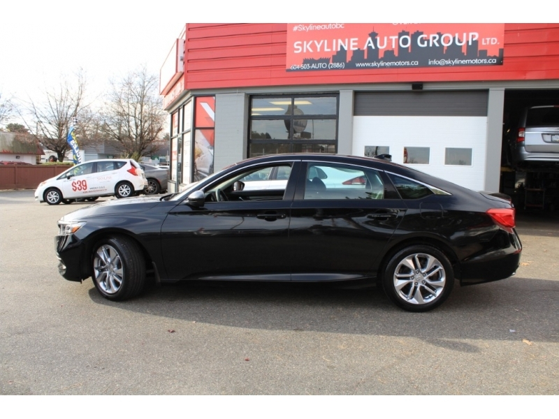 Honda Accord Sedan 2018 price $24,889