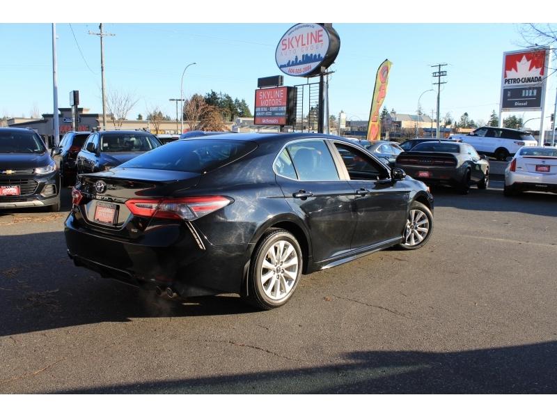 Toyota Camry 2018 price $24,889