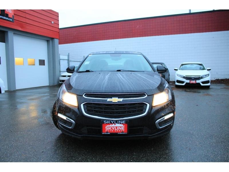 Chevrolet Cruze Limited 2016 price $12,889
