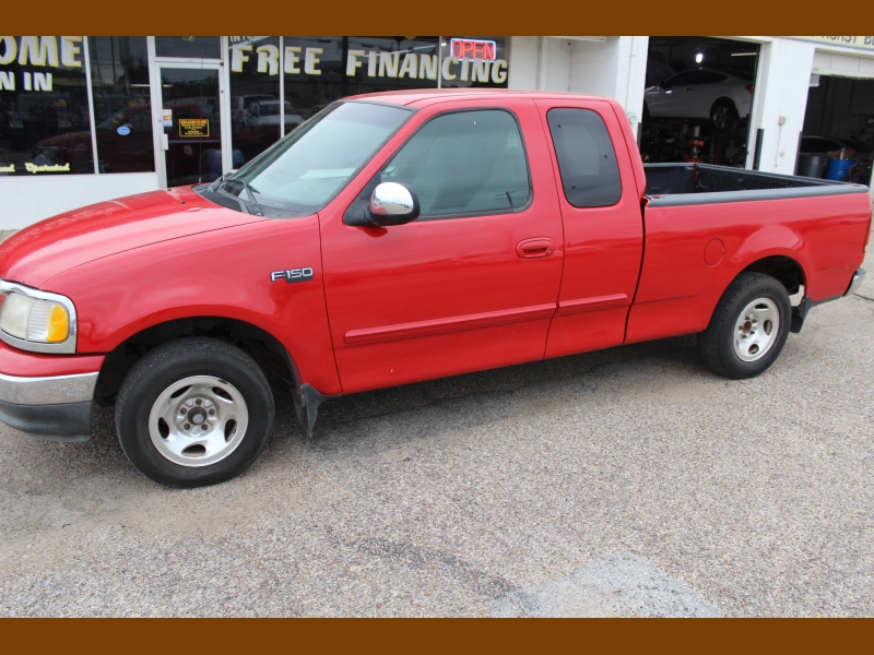 Ford F-150 1999 price $5,995