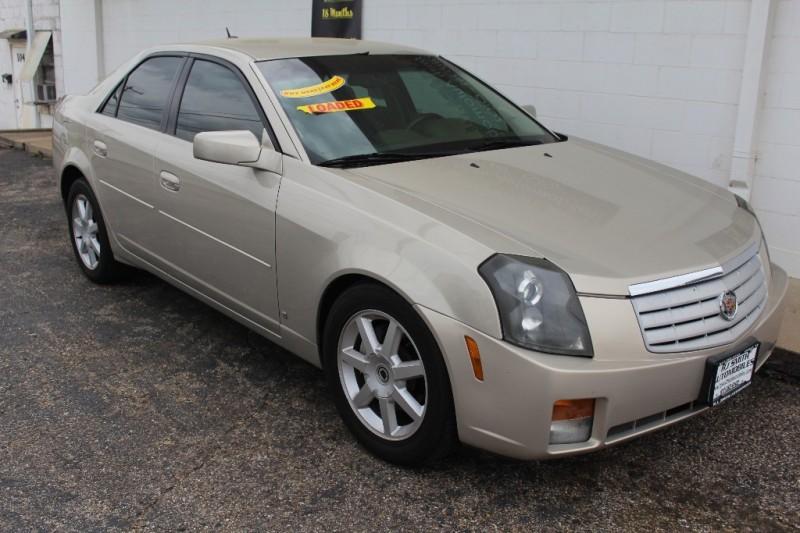 Cadillac CTS 2007 price $7,995