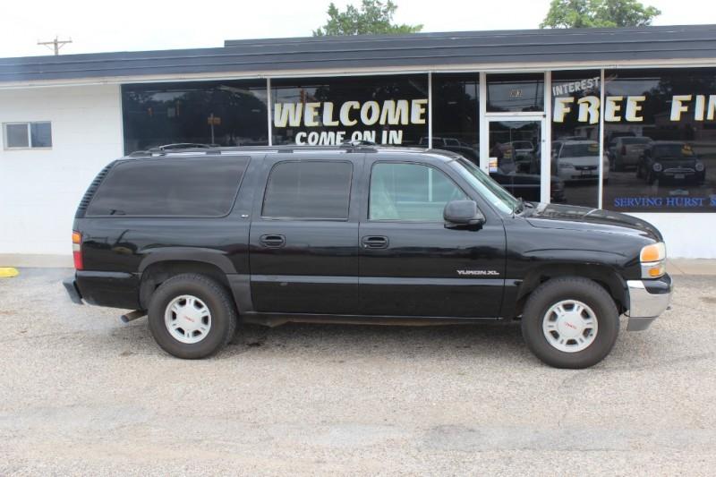 GMC Yukon XL 2001 price $6,995