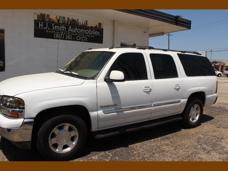 GMC Yukon XL 2005 price $6,995