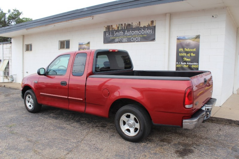 Ford F-150 Heritage 2004 price $6,995