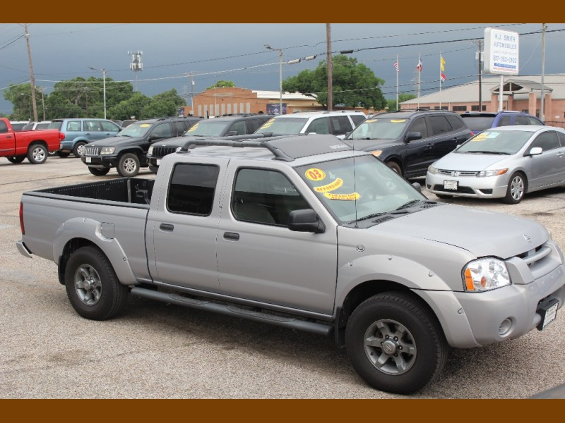 Nissan Frontier 2WD 2003 price $8,995