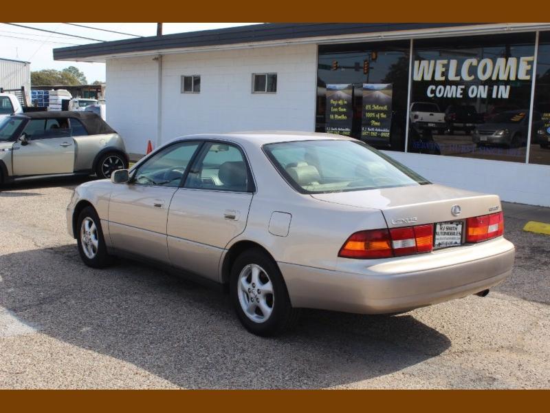 Lexus ES 300 Luxury Sport Sdn 1998 price $5,995