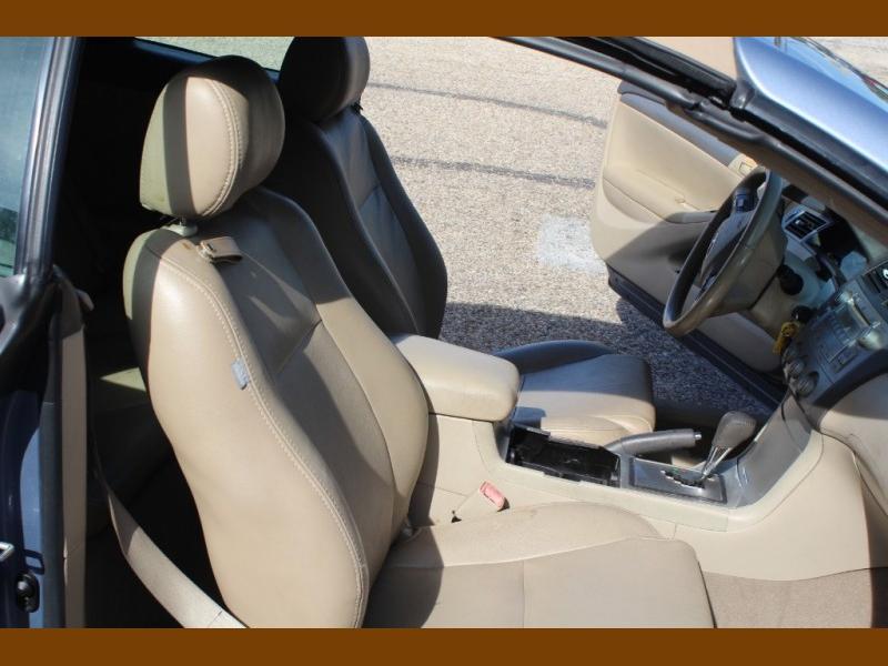 Toyota Camry Solara 2007 price $7,995
