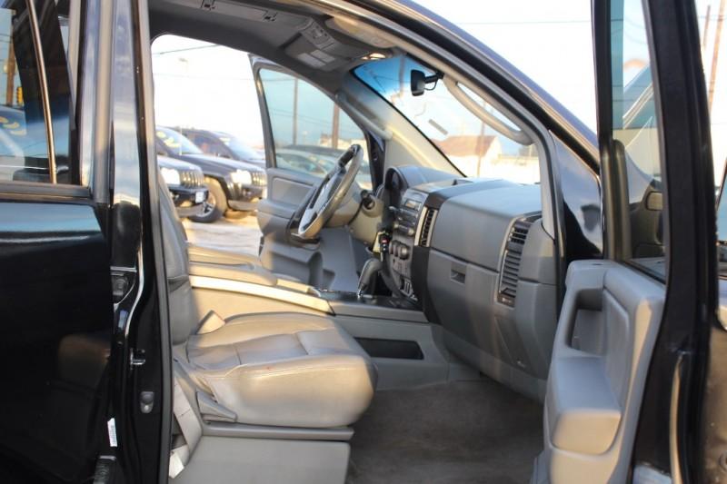 Nissan Titan 2007 price $9,995