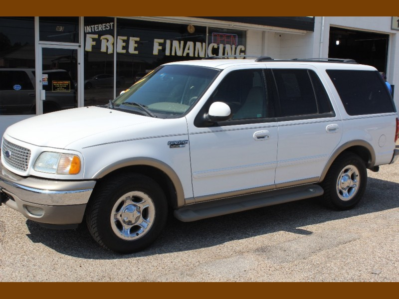 Ford Expedition 2002 price $5,995