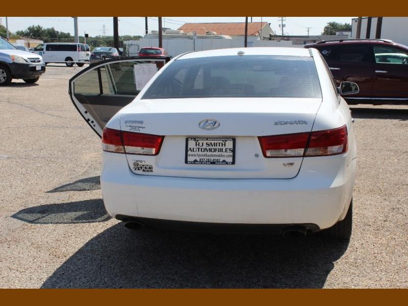 Hyundai Sonata 2008 price $8,995