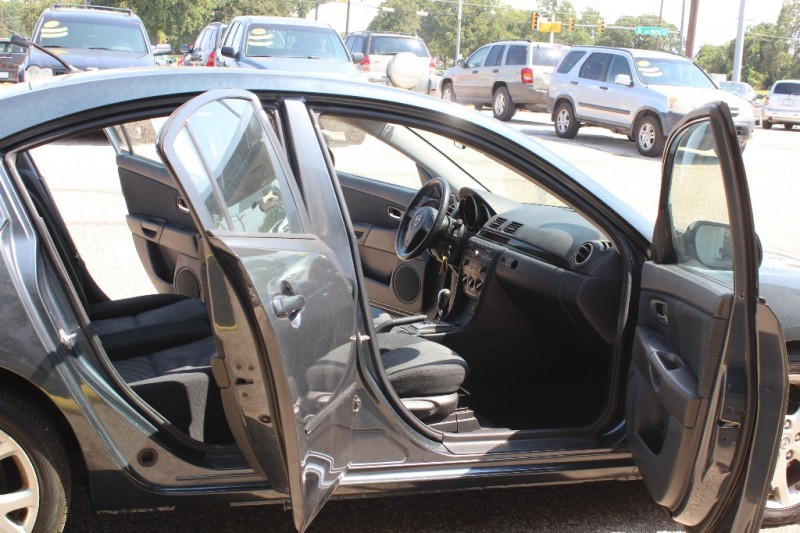 2008 Mazda 3 4dr Sdn Auto I Touring Value