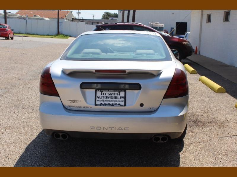 Pontiac Grand Prix 2004 price $5,995