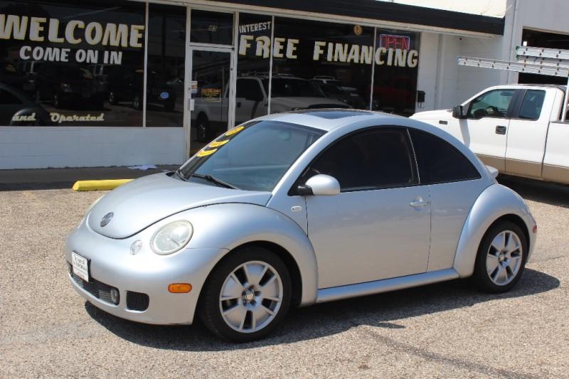 Volkswagen New Beetle Coupe 2003 price $6,995