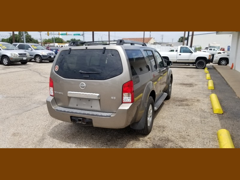 Nissan Pathfinder 2005 price $6,995