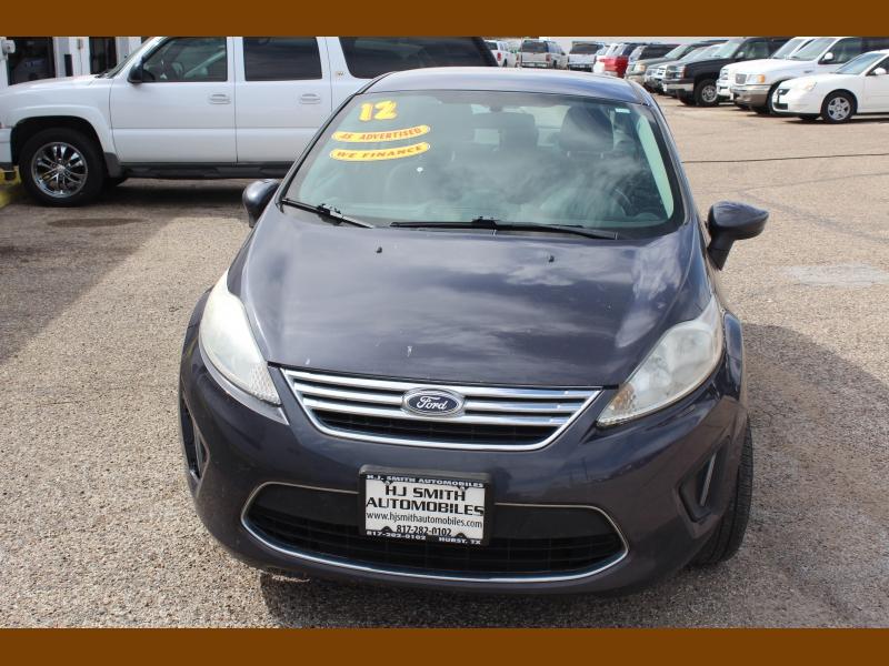 Ford Fiesta 2012 price $7,995