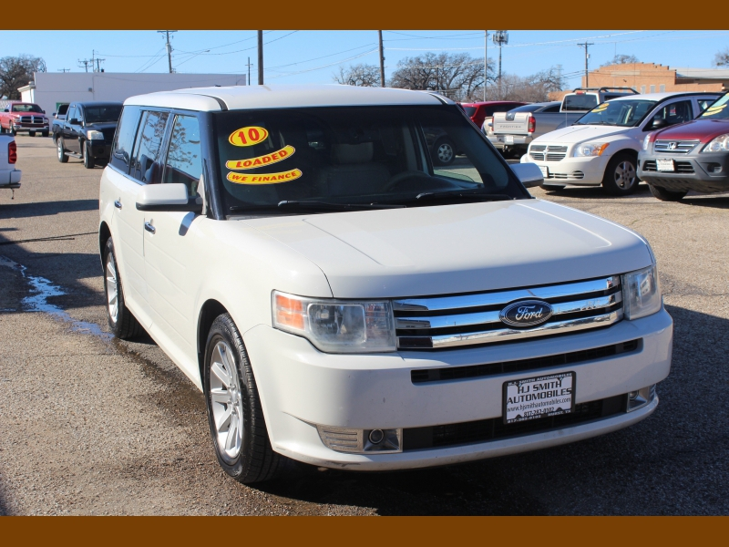 Ford Flex 2010 price $10,995
