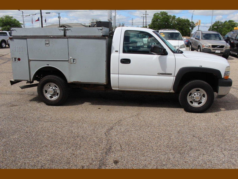 Chevrolet Silverado 2500HD 2002 price $7,995