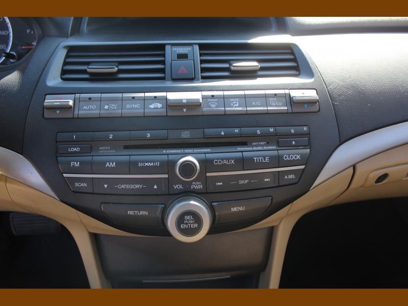 Honda Accord Cpe 2011 price $8,995