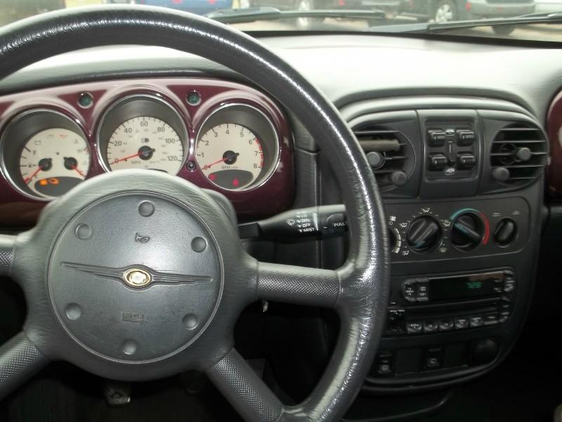 Chrysler PT Cruiser 2003 price $3,995