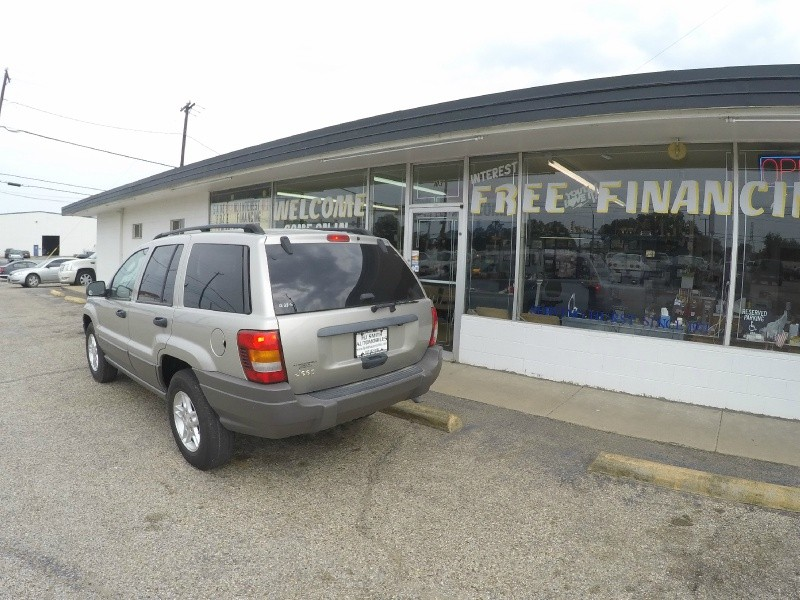 Jeep Grand Cherokee 2004 price $6,995