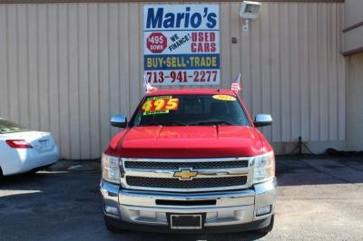 """2009 Chevrolet Silverado 1500 2WD Crew Cab 143.5"""" LS"""