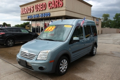 2013 Ford Transit Connect Wagon 4dr Wgn XLT Premium