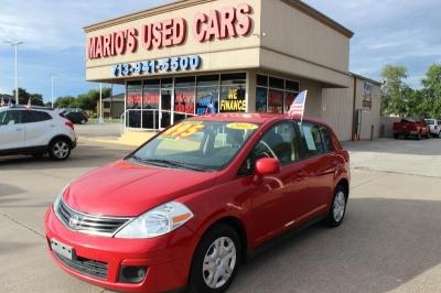 2012 Nissan Versa 5dr HB I4 Auto 1.8 S *Ltd Avail*