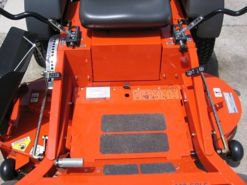 2008 52 Husqvarna Lawn Tractor : Husqvarna mz quot le zero turn mower new full warranty
