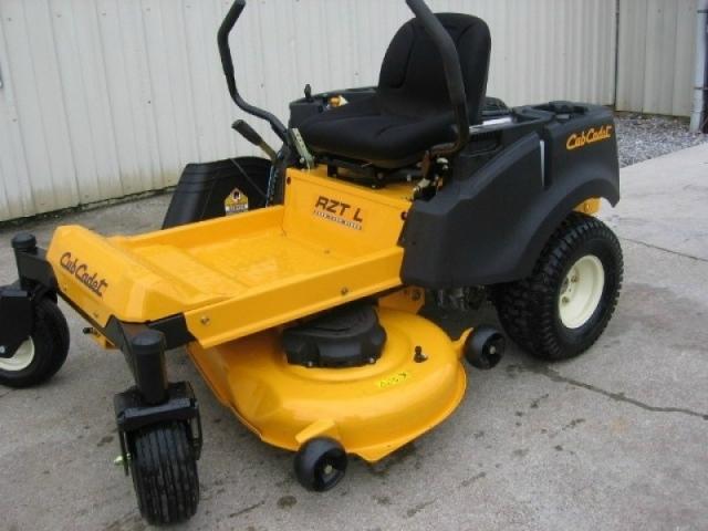 Cub Cadet Rzt22 Mower Parts : Cub cadet rzt l quot kw zero turn mower inventory