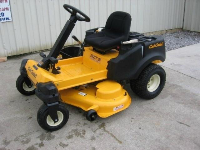 Cub Cadet Rzt22 Mower Parts : Cub cadet rzt s quot inventory lawn mower