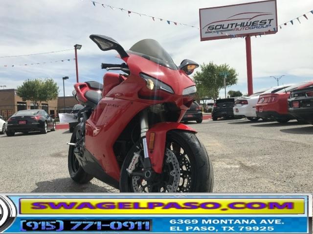 2012 Ducati -