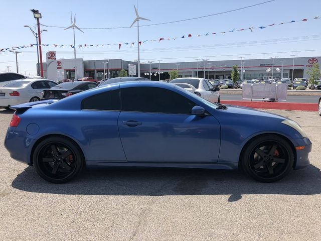 2006 Infiniti G35 Coupe 2dr Cpe Inventory Southwest