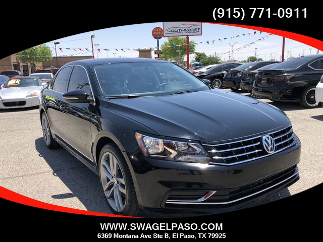 Toyota Dealership El Paso Tx >> 2016 Volkswagen Passat 4dr Sdn 1.8T Auto S PZEV - Inventory | SOUTHWEST AUTO GROUP OF EL PASO ...