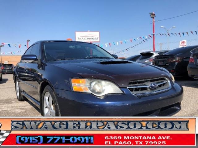 2005 Subaru Legacy 4dr Sdn 25gt Limited Inventory Southwest