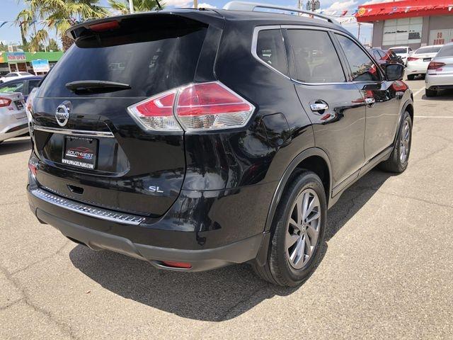 Nissan Rogue 2016 price $16,495
