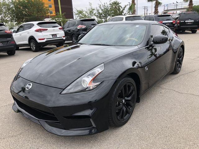 Nissan 370Z 2018 price $23,995
