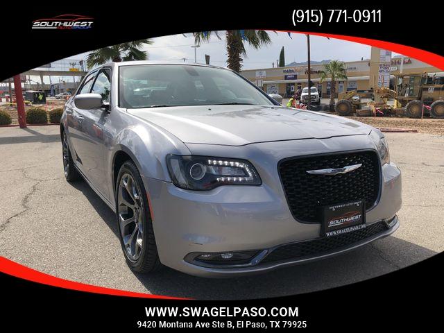 Chrysler 300 2018 price $22,995