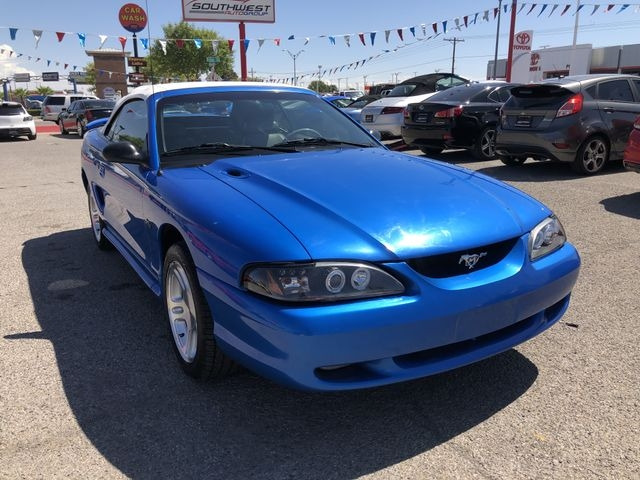 Ford Mustang 1998 price $6,995