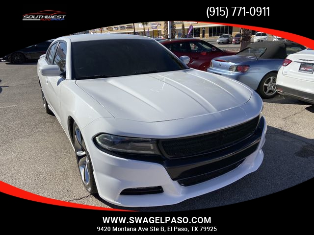 Dodge Charger 2016 price $20,495