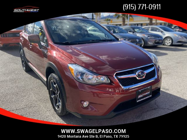 Subaru XV Crosstrek 2013 price $9,995