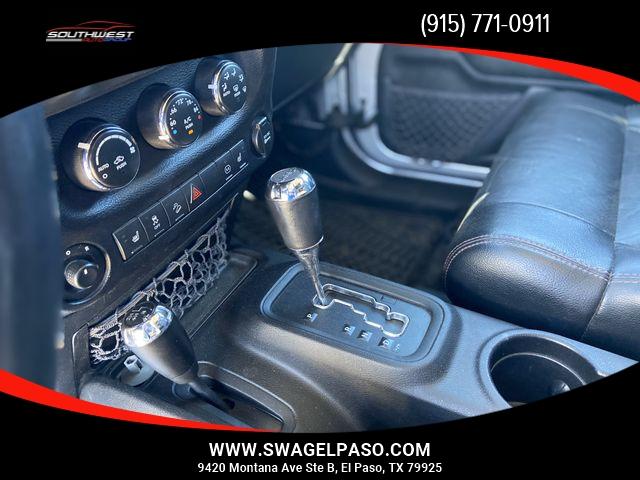 Jeep Wrangler 2012 price $22,995