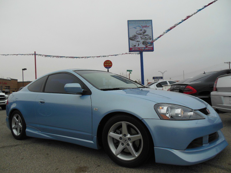 2006 acura rsx type s jdm inventory southwest auto group of el