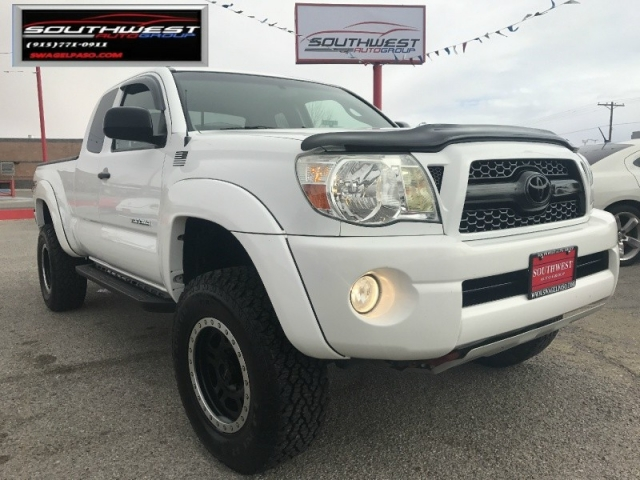 2005 toyota tacoma access 128 prerunner manual natl inventory southwest auto group of el. Black Bedroom Furniture Sets. Home Design Ideas